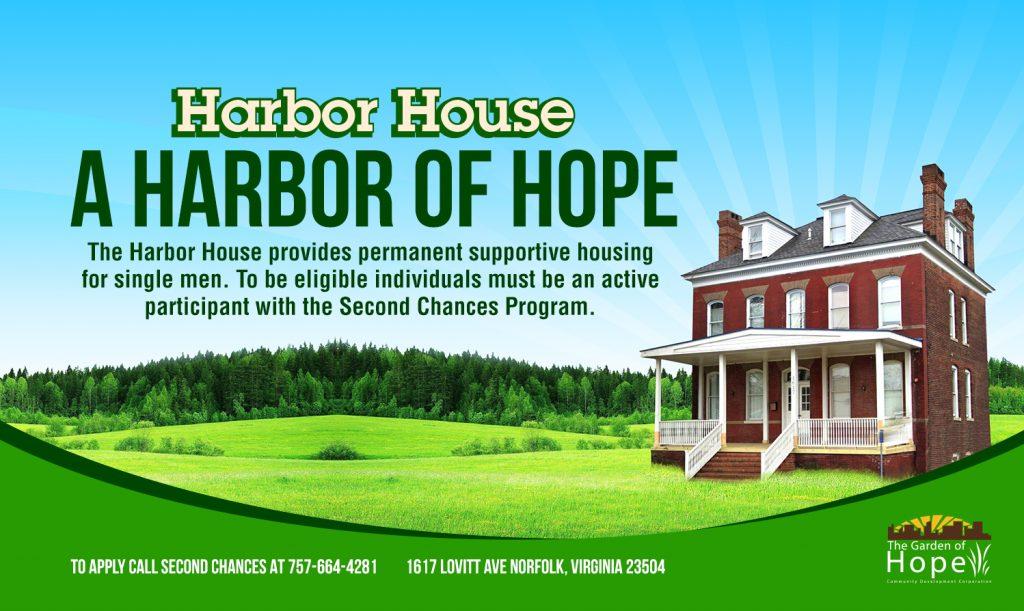Harbor House Slider Content